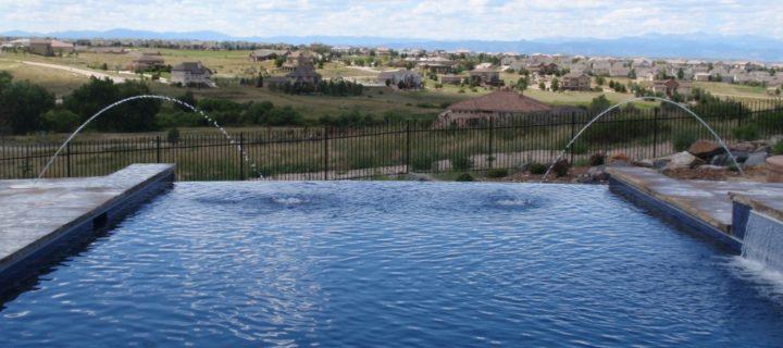 Pool, Parker, CO