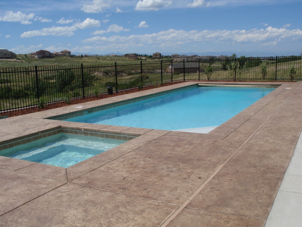 Pool and Spa, Parker, CO