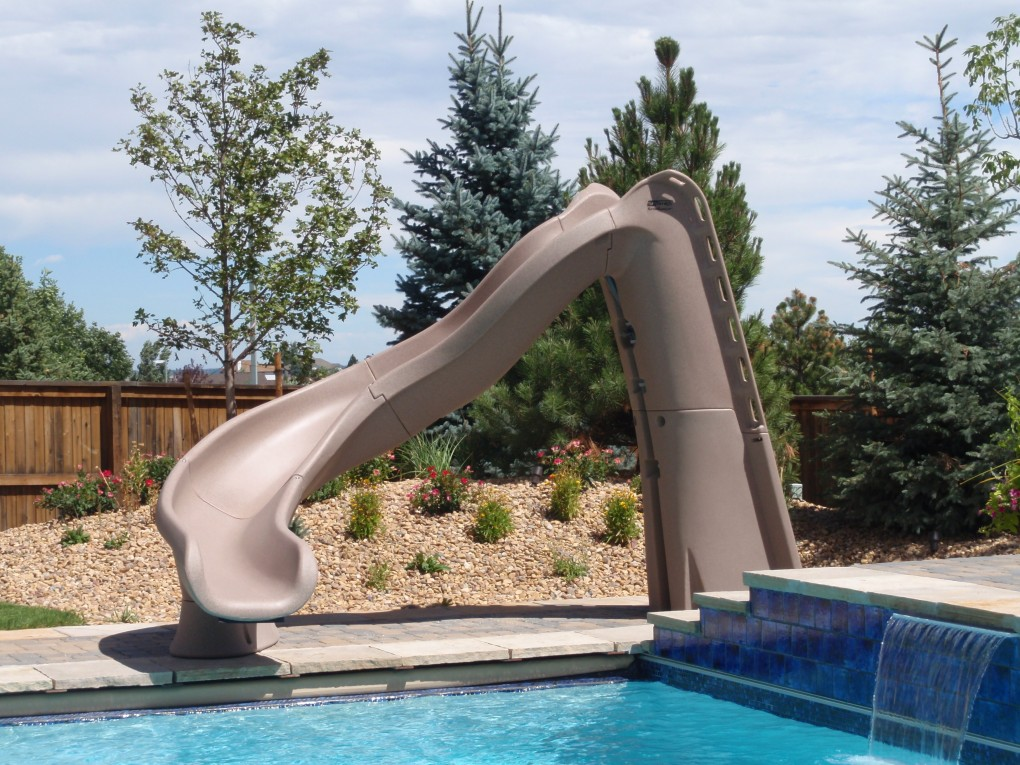 Water Slide Feature