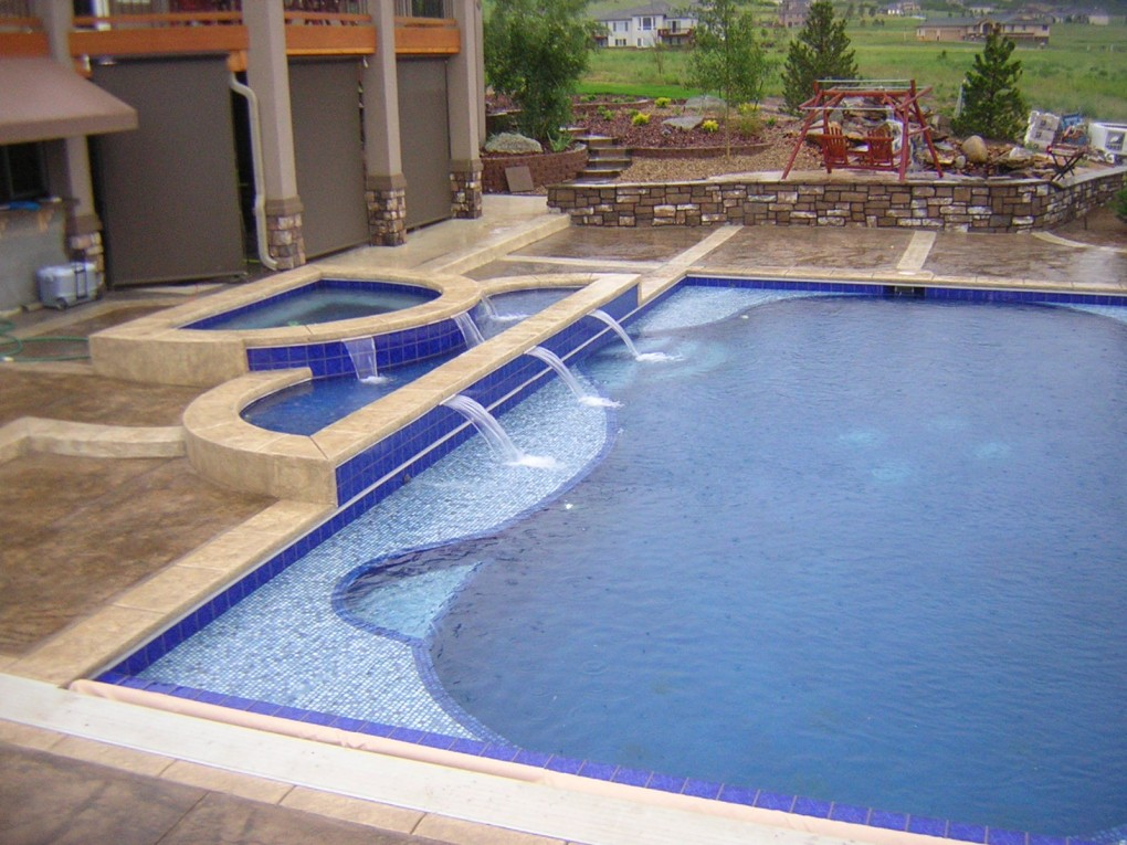 Pool and Spa, Castle Rock, CO