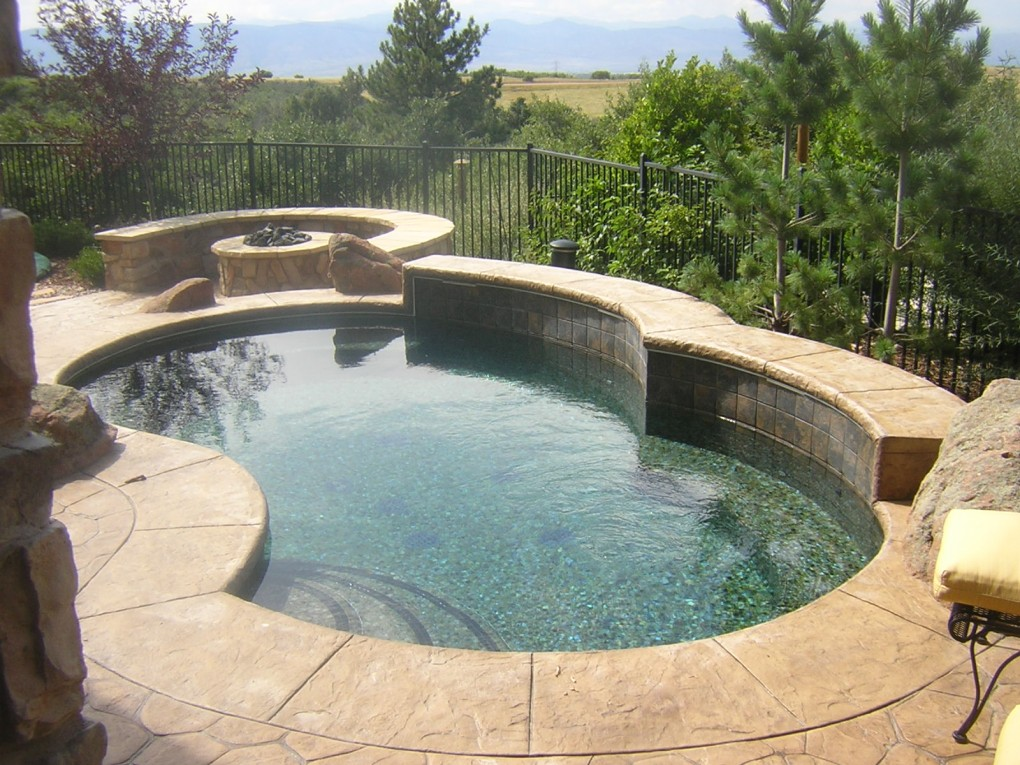 Spools and spas pool and spa experts for Spa swimming pool