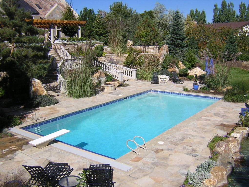 Pool, Cherry Hills Village, CO