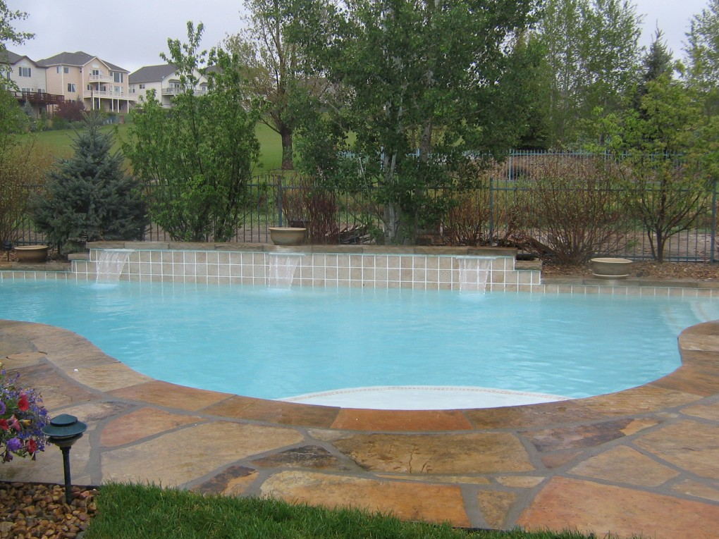 Free Form Pool, Arvada, CO