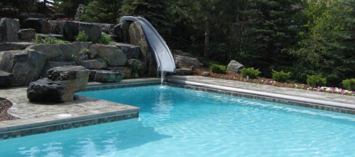 Custom Pool, Niwot, CO