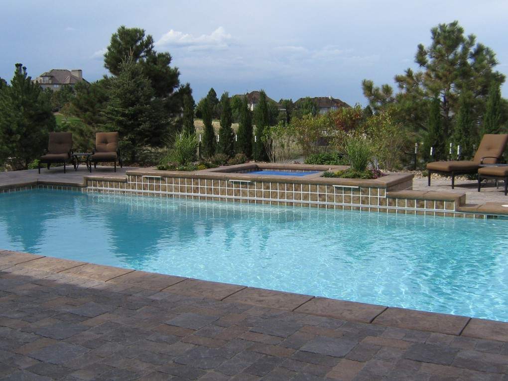 Pool and Spa, Lone Tree, CO