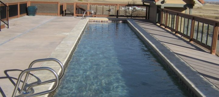 Lap Pool, Lyons, CO