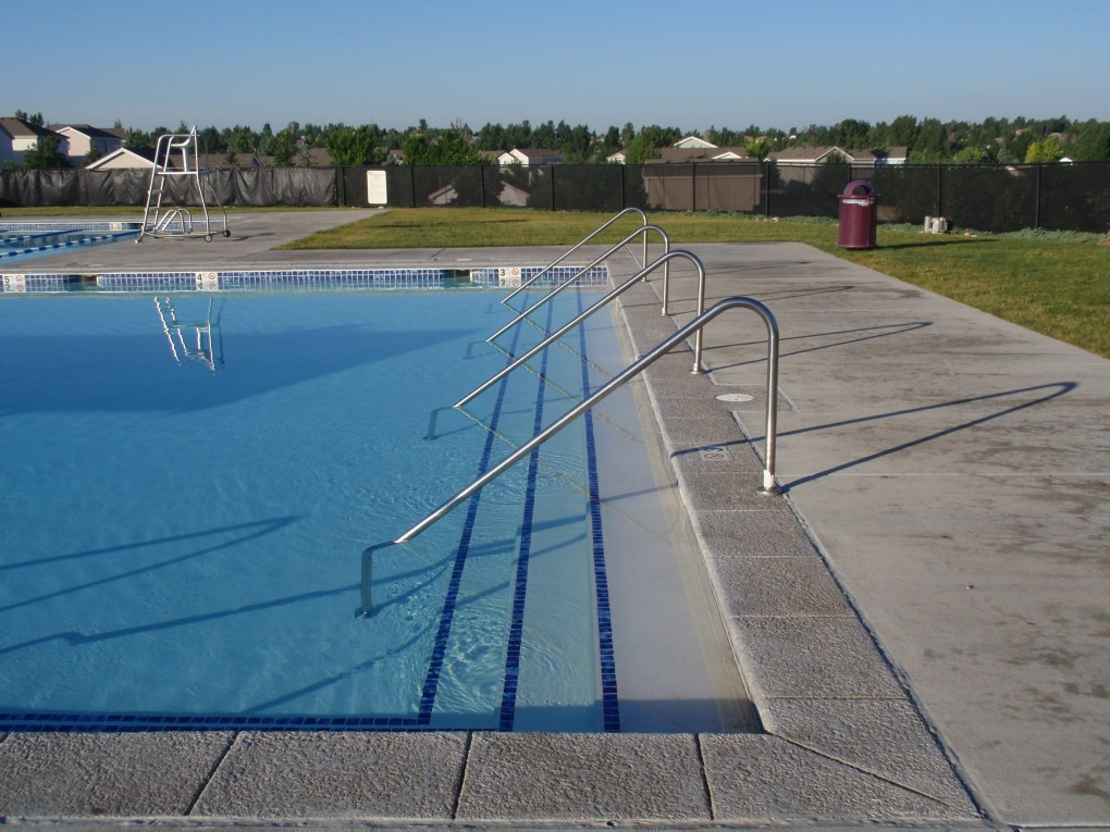 Look Out Park Pool, City of Aurora Parks and Rec.