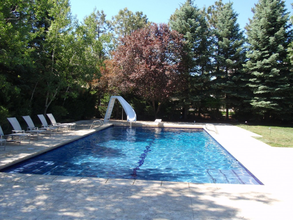 Pool Refurbish, Cherry Hills Village, CO