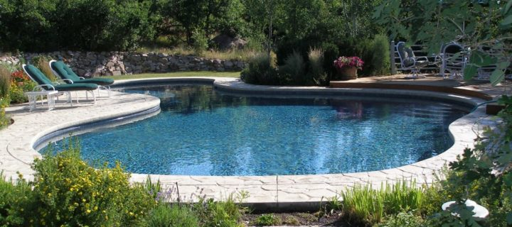 Pool Refurbish, Castle Rock, CO