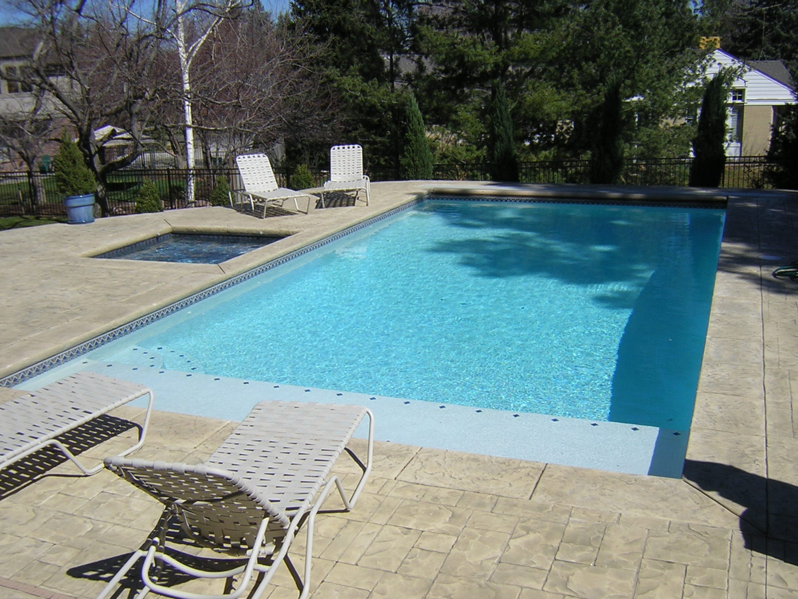 Pool and Spa, Cherry Creek, Denver, CO