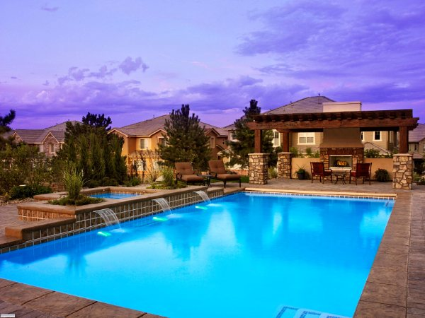 Pool and Spa Combo, Lone Tree, CO
