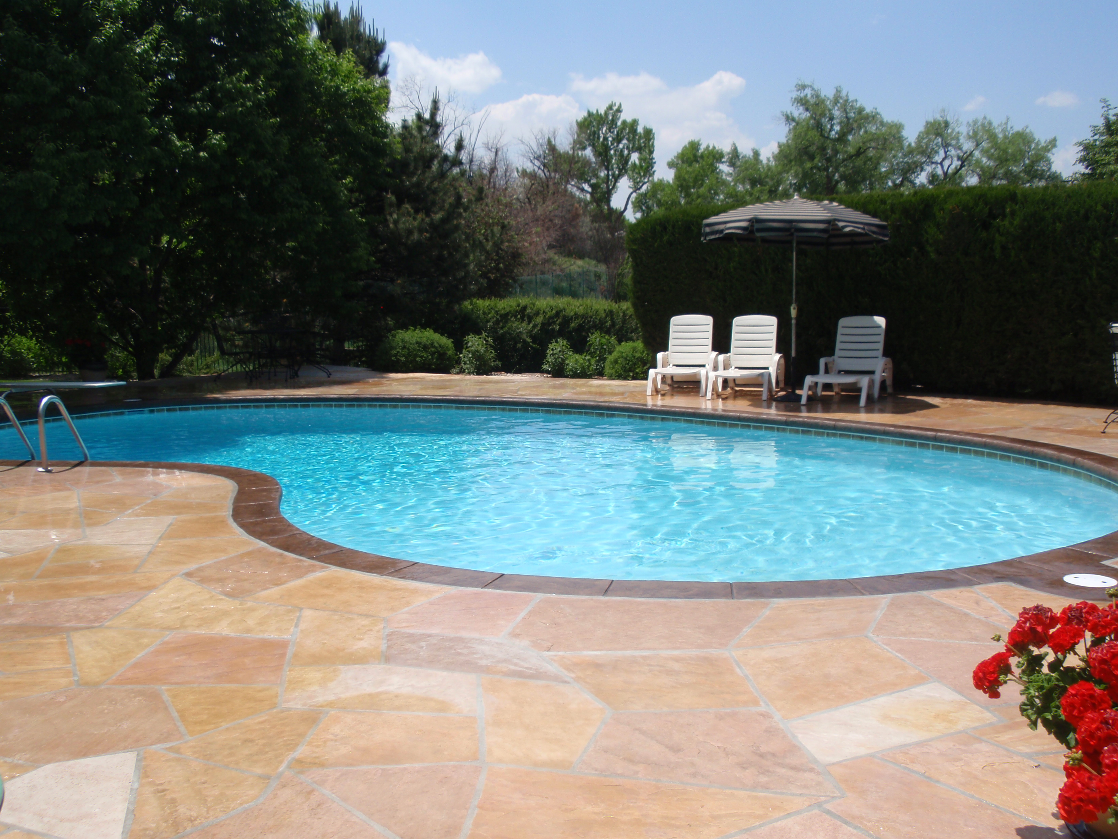 Swimming Pool Refurbish, Greenwood Village CO