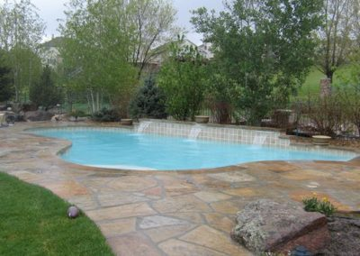 Arvada, Colorado Custom Pool