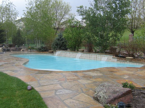 Smith Lanas Custom Swimming Pool