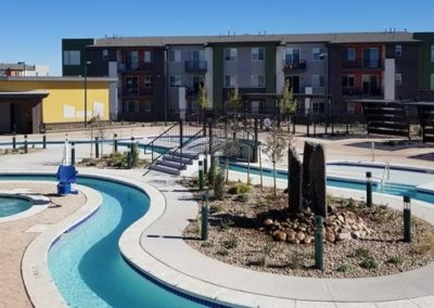 Commercial Swimming Pool - Denver, CO
