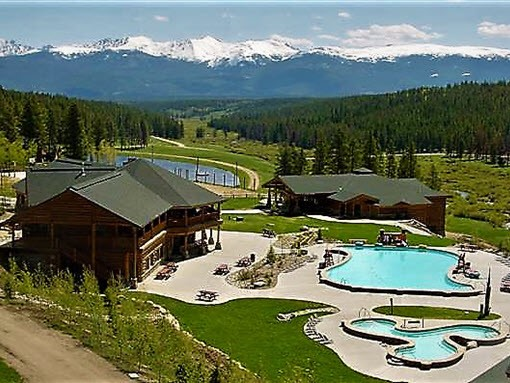 Crooked Creek Colorado