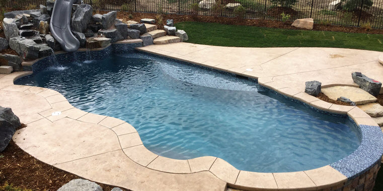 Luxury Pool and Spa Construction