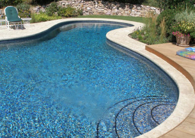Freeform-All-tiled-pool-Castle-Pines-Colorado