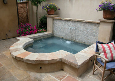 Luxury Patio Spa - Denver, Colorado