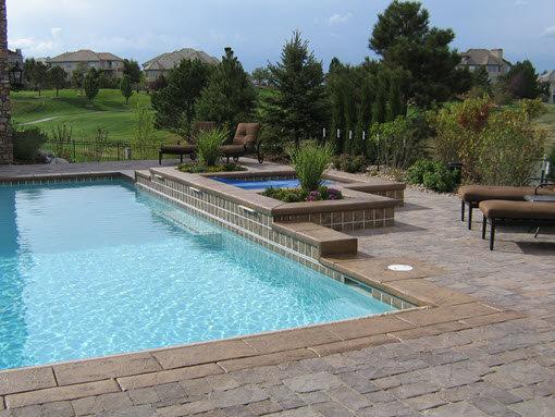 Swimming Pool and Spa Combinations, Combos