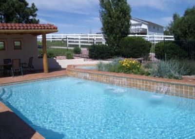 Luxury Pool Spa Combination - Elizabeth,  CO