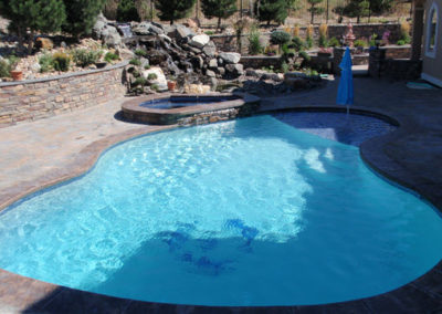 Pool Spa Combo - Parker,  CO