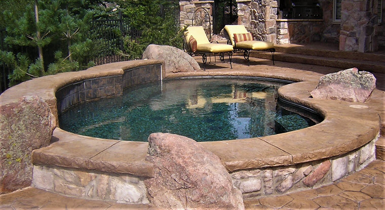 Swimming Pool and Spa Combos